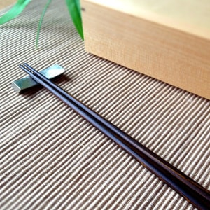 Wipe-lacquering Chopsticks / Black_Image_2