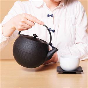 Cast iron teapot / Marutama L / Chusin Kobo_Image_2
