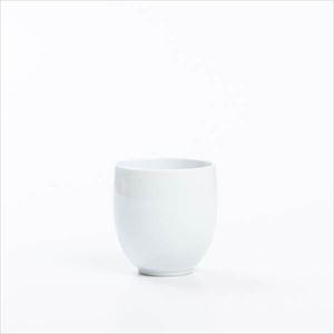 カップ/ティーカップ だえん 白/鋳心ノ工房_Image_1