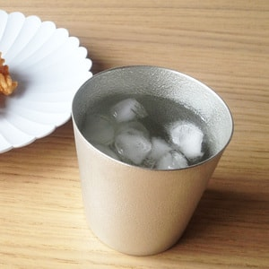 Tin beer tumbler / Nousaku_Image_2