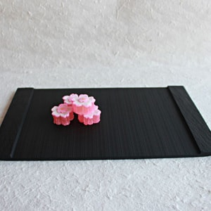 SUZURI (slate cheese board) / Rectangle Plate / L / Studio GALA_Image_2