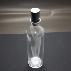 """URUOSHI""Bottle/ Edo glass / Hirota glass"