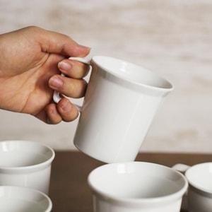 マグカップ/TYシリーズ Mug Cup Handle ホワイト/1616 arita japan_Image_1