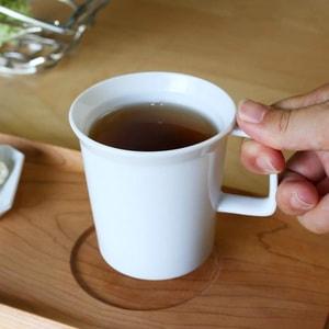 マグカップ/TYシリーズ Mug Cup Handle ホワイト/1616 arita japan_Image_2