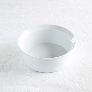 Round Bowl/φ160/ White/ TY Series/ 1616 arita japan