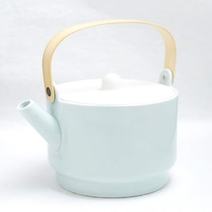 Teapot/ Light Blue/ S&B Series/ 1616 arita japan