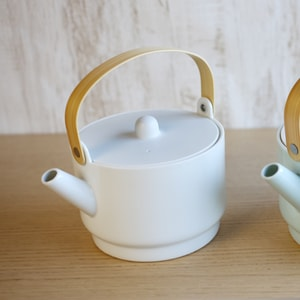 Teapot/ White/ S&B Series/ 1616 arita japan_Image_1