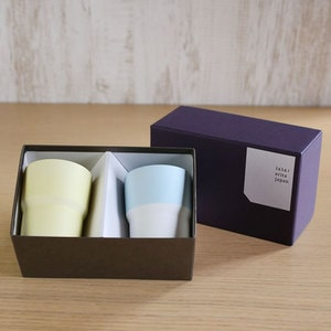 Exclusive Box for S&B series Mug / 2 mugs