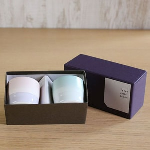 Exclusive box / For S&B series Espresso cup / 2 cups / 1616 arita japan