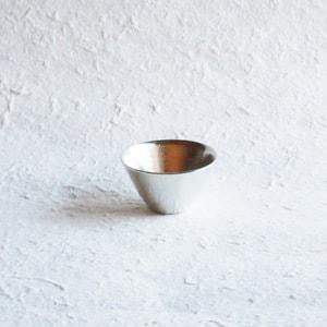 KIKI-II / Sake Cup / Silver / Nousaku