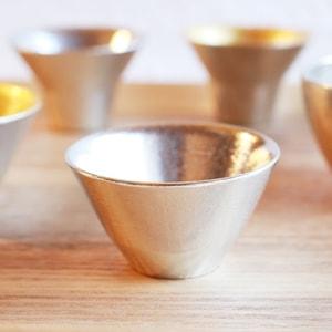 KIKI-II / Sake Cup / Silver / Nousaku_Image_1