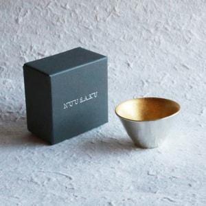 KIKI-II / Sake Cup / Gold / Nousaku_Image_3