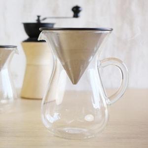 コーヒー道具/スローコーヒースタイル コーヒーカラフェセット 600ml/KINTO