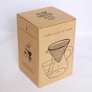 コーヒー道具/スローコーヒースタイル コーヒーカラフェセット 600ml/KINTO_Image_3