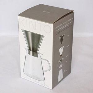 コーヒー道具/CARAT カラット コーヒードリッパー&ポット/KINTO_Image_3