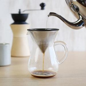 コーヒー道具/スローコーヒースタイル コーヒーカラフェセット 300ml/KINTO