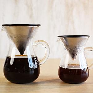 コーヒー道具/スローコーヒースタイル コーヒーカラフェセット 300ml/KINTO_Image_2