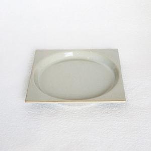 お皿/モデラート プレートS/ceramic japan