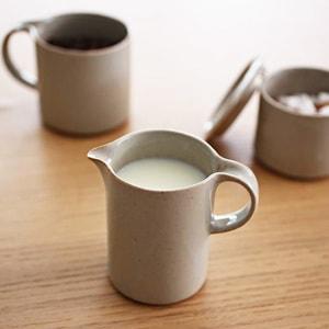 調味料入れ/モデラート クリーマー グレー/ceramic japan_Image_2