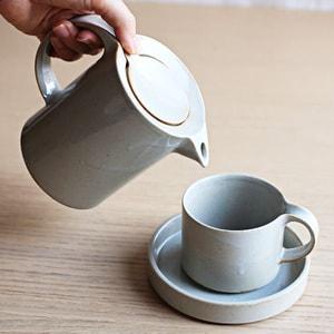 ティーポット/モデラート ティーポット グレー/ceramic japan_Image_2