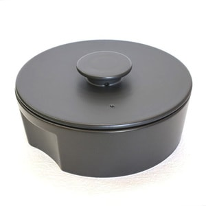 do-nabe / Donabe Pot / Induction friendly / Black / S / ceramic japan_Image_1