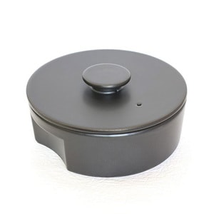 do-nabe / Donabe Pot / Induction friendly / Black / L / ceramic japan_Image_1