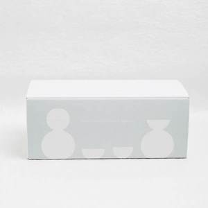 酒器/酒器だるま マフラー 金彩/ceramic japan_Image_3
