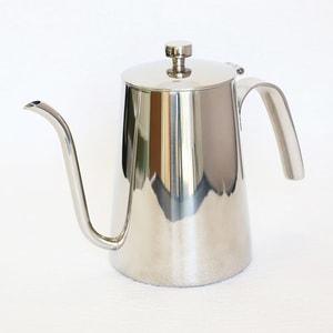 コーヒー道具/スローコーヒースタイル ケトル シルバー/KINTO