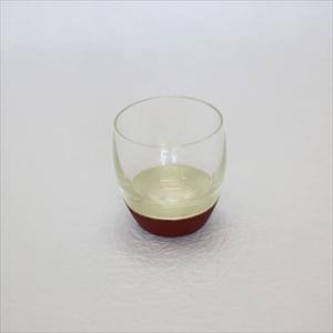 酒器/うるしの酒盃 丸型 銀赤/鳥羽漆芸_Image_1