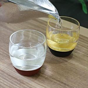 酒器/うるしの酒盃 丸型 銀赤/鳥羽漆芸_Image_2