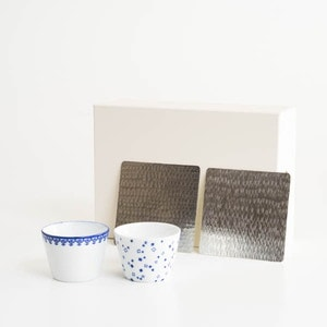 Stylish Cup Set/ Arare & Youraku