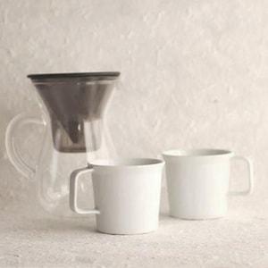 【ギフト】安らぎの時間を贈る クールなコーヒーセット