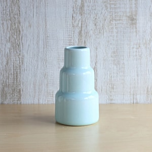 Flower Vase/ S/ Light Blue/ S&B Series/ 1616 arita japan