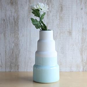 フラワーベース/S&Bシリーズ 花瓶 Vase High ライトブルー/1616 arita japan_Image_1