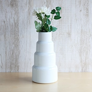 Flower Vase / L / White / S&B Series / 1616 arita japan_Image_1
