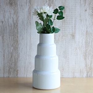 Flower Vase / L / White / S&B Series / 1616 arita japan_Image_2