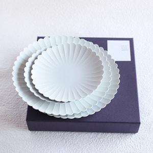 【セット】1616/arita japan TYパレスプレート大2枚小2枚セット化粧箱入