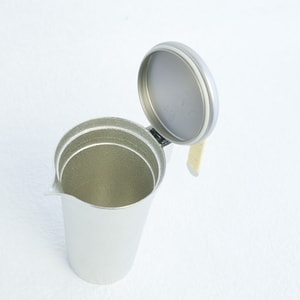 Chirori with lid / Sake bottle / Nousaku_Image_1