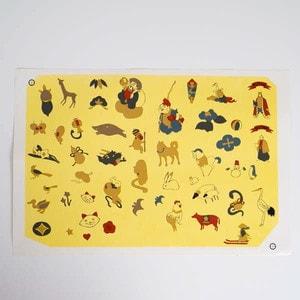 クタニシールキット/シール全種類