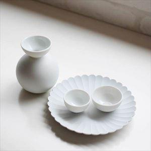酒器/酒器だるま ビスク(艶なし)/ceramic japan_Image_1