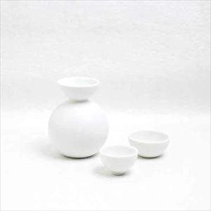 酒器/酒器だるま ビスク(艶なし)/ceramic japan_Image_2