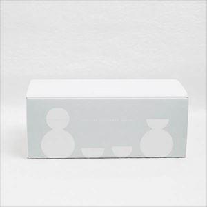 酒器/酒器だるま ビスク(艶なし)/ceramic japan_Image_3