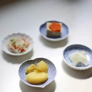 【セット】印判豆皿 3枚組丸型(化粧箱入)/東屋_Image_2