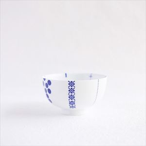 Flower rice bowl/ Hanakazari/ Small/ Azmaya