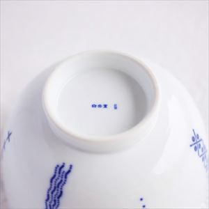 Flower rice bowl/ Hanakazari/ Small/ Azmaya_Image_1