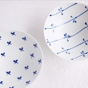 Flat rice bowl/ White Mat ST-17/ Hakusan Toki_Image_2