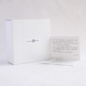 Flat rice bowl/ White Mat ST-10/ Hakusan Toki_Image_3
