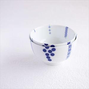 【セット】花茶碗ペア夫婦 ハナカザリ(化粧箱入)/東屋_Image_1