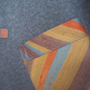 【クリエイターズ】伝統工芸 meets Tシャツ(Classic・ネイビー)_Image_3