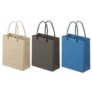 Paper bag/ Beige